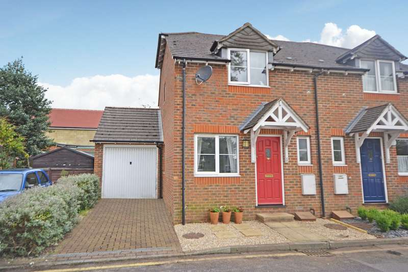 3 Bedrooms Terraced House for sale in Farncombe