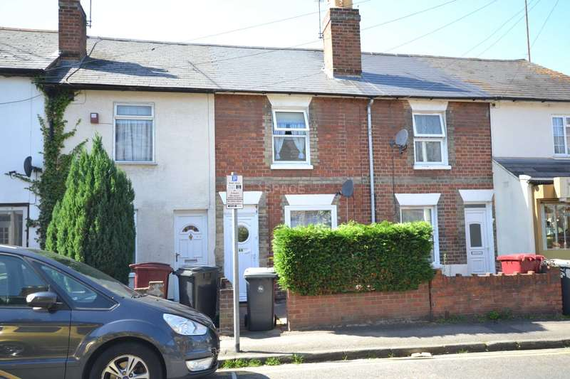 2 Bedrooms Terraced House for sale in Cumberland Road, Reading, Berkshire, RG1 3LB