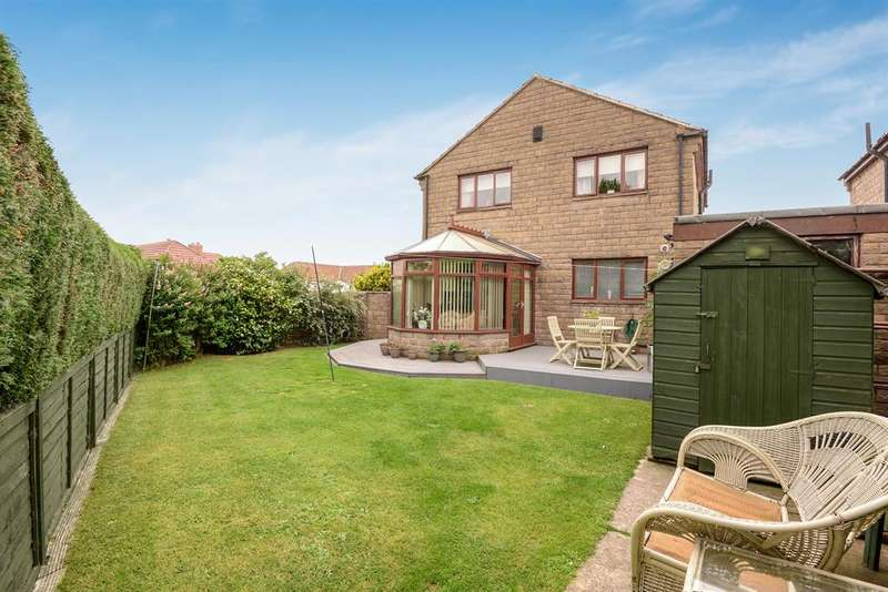 4 Bedrooms Detached House for sale in Meadowcroft Close, Bradford, BD10 8UN
