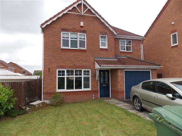 3 Bedrooms Detached House for sale in Howardian Close, Oldham
