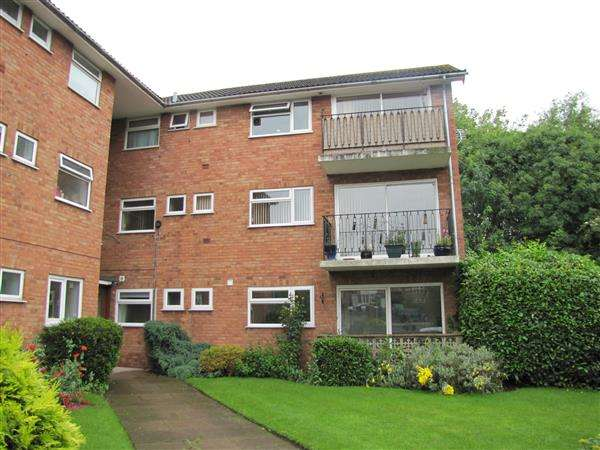 2 Bedrooms Apartment Flat for sale in Old Mill Court, Old Mill Road, Coleshill