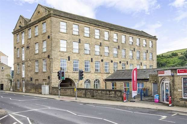 2 Bedrooms Flat for sale in Wharf Street, Sowerby Bridge, West Yorkshire