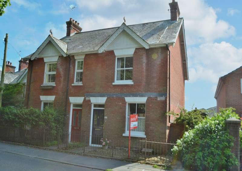2 Bedrooms Semi Detached House for sale in Fordingbridge