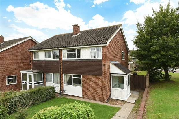 3 Bedrooms Semi Detached House for sale in Church Lane, Goldington, Bedford