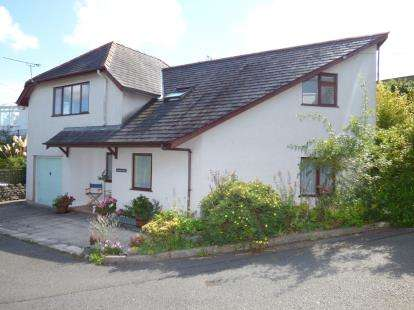 3 Bedrooms Detached House for sale in Lon Tyddyn Iolyn, Benllech, Anglesey, North Wales, LL74