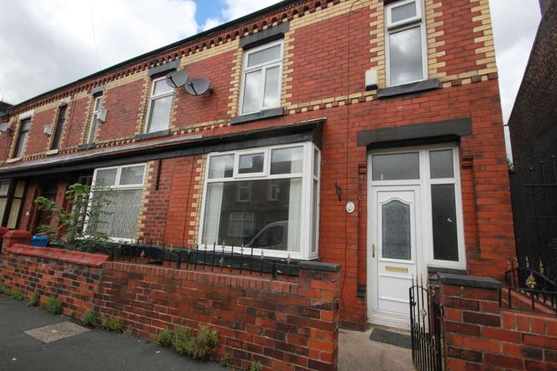 3 Bedrooms Terraced House for sale in Brightman Street, Abbey Hey