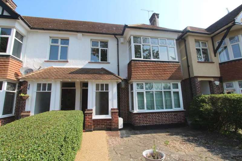 4 Bedrooms Maisonette Flat for sale in Northumberland Crescent, Southend On Sea