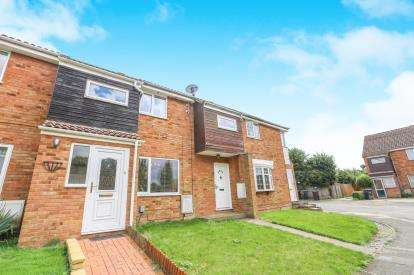 3 Bedrooms Terraced House for sale in Chase Hill Road, Arlesey, Bedfordshire, England
