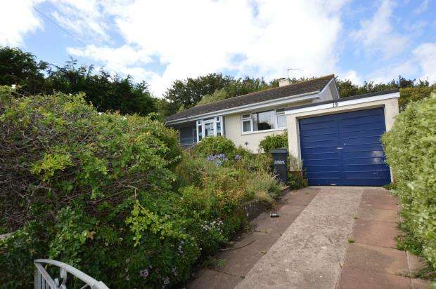 2 Bedrooms Detached Bungalow for sale in North Boundary Road, Brixham, Devon