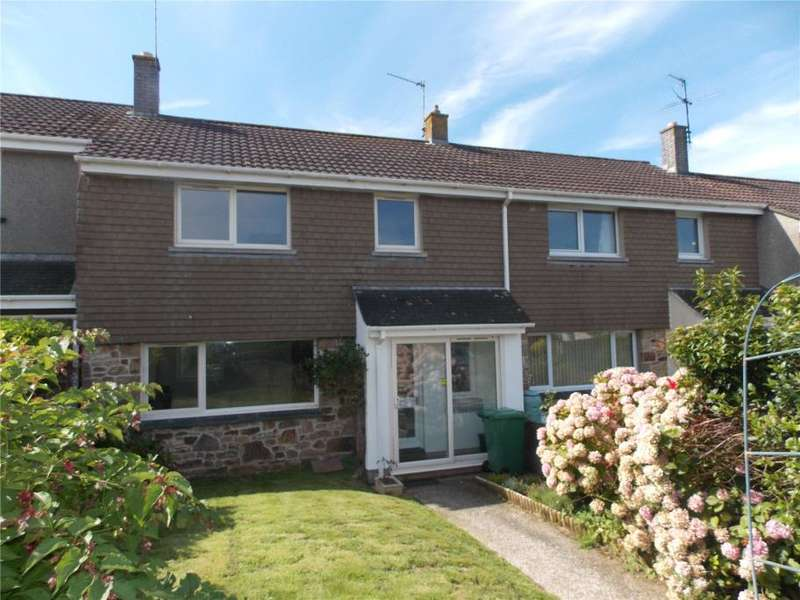 3 Bedrooms Terraced House for sale in Chenhalls Close, St Erth, Hayle