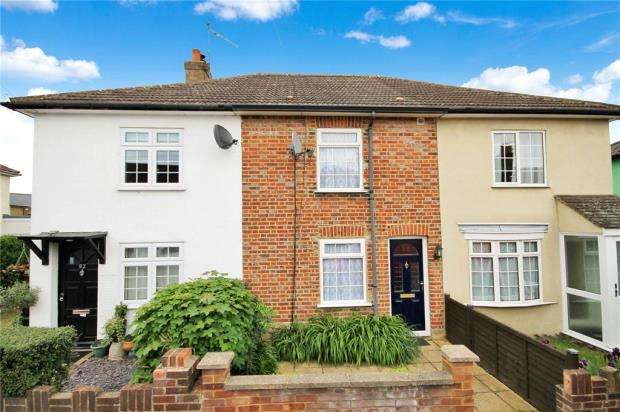 4 Bedrooms Terraced House for sale in Station Road, Chertsey
