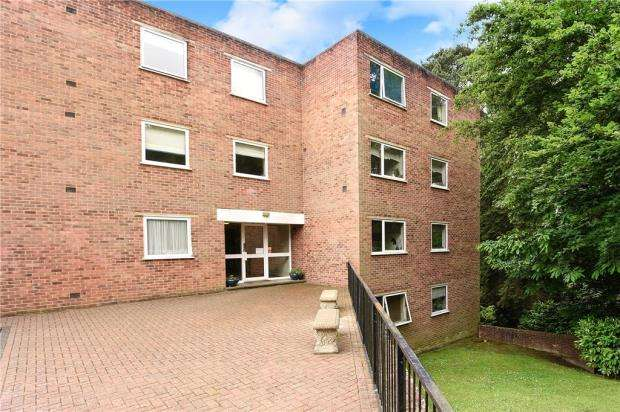 2 Bedrooms Apartment Flat for sale in Lytham Court, Cardwell Crescent, Sunninghill