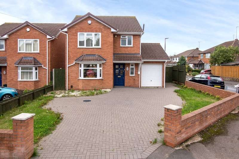 3 Bedrooms Detached House for sale in Highfield Lane, Quinton, B32 1QR