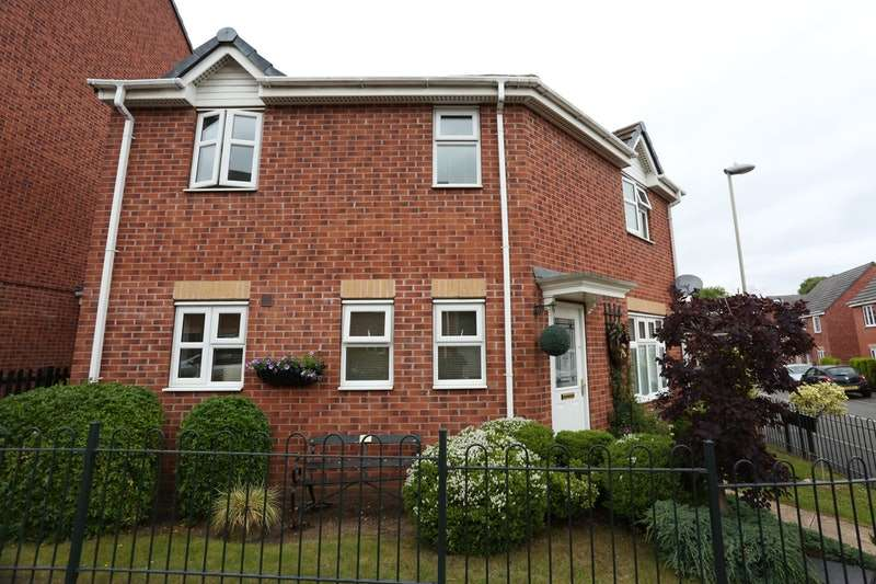 3 Bedrooms Detached House for sale in Century Way, Halesowen, West Midlands, B63