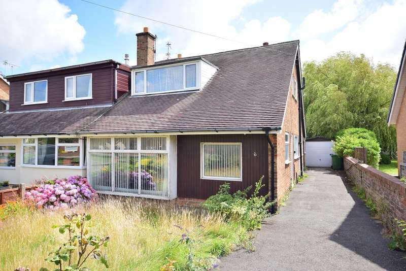 4 Bedrooms Semi Detached Bungalow for sale in Winston Avenue, Lytham St Annes, FY8