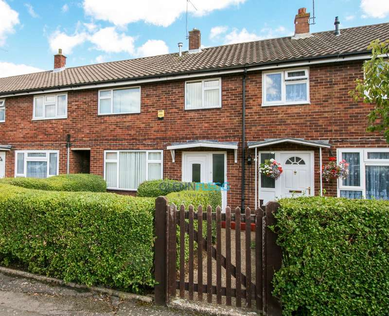 3 Bedrooms Terraced House for sale in Wordsworth - Viewings commence Saturday 19th August from 14:00