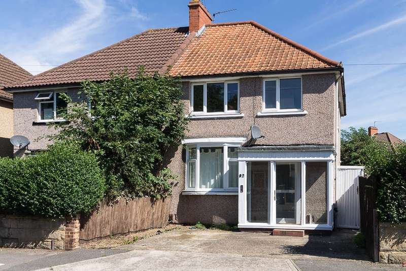 3 Bedrooms Semi Detached House for sale in Princes Road, Feltham, TW13