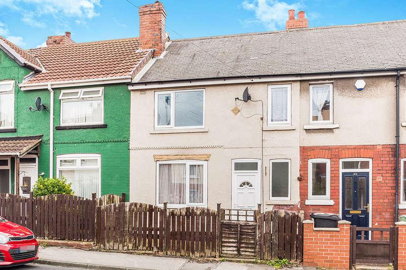 3 Bedrooms Property for sale in Dukes Crescent, Edlington, Doncaster, DN12