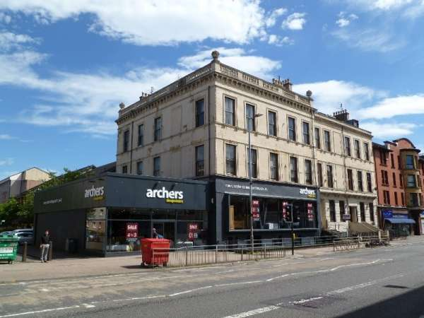 1 Bedroom Flat for sale in 174 Great Western Road, Glasgow