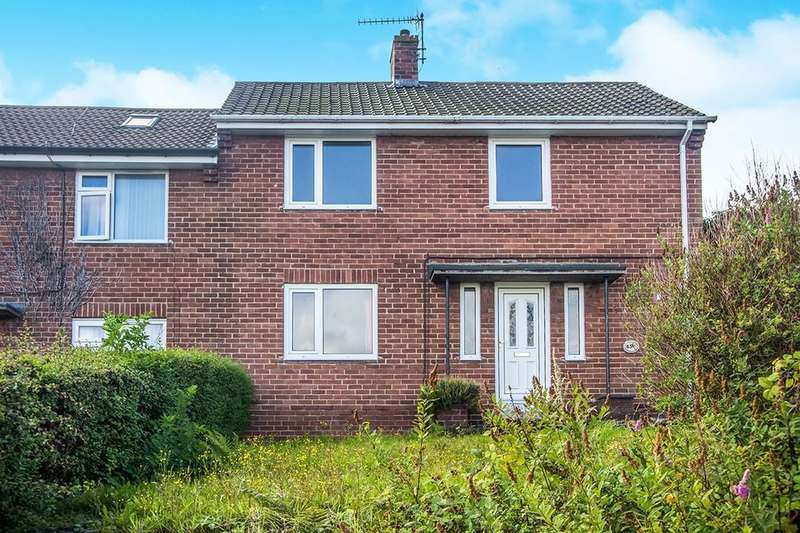 2 Bedrooms Semi Detached House for sale in Broomhill Road, Prudhoe, NE42