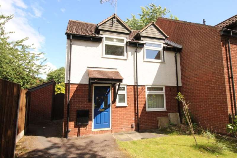 3 Bedrooms Property for sale in Amadis Road, Leicester, LE4