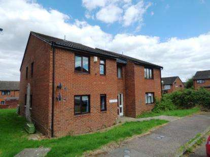 Flat for sale in Kercroft, Two Mile Ash, Milton Keynes