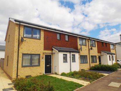 3 Bedrooms End Of Terrace House for sale in Hartley Avenue, Peterborough, Cambridgeshire