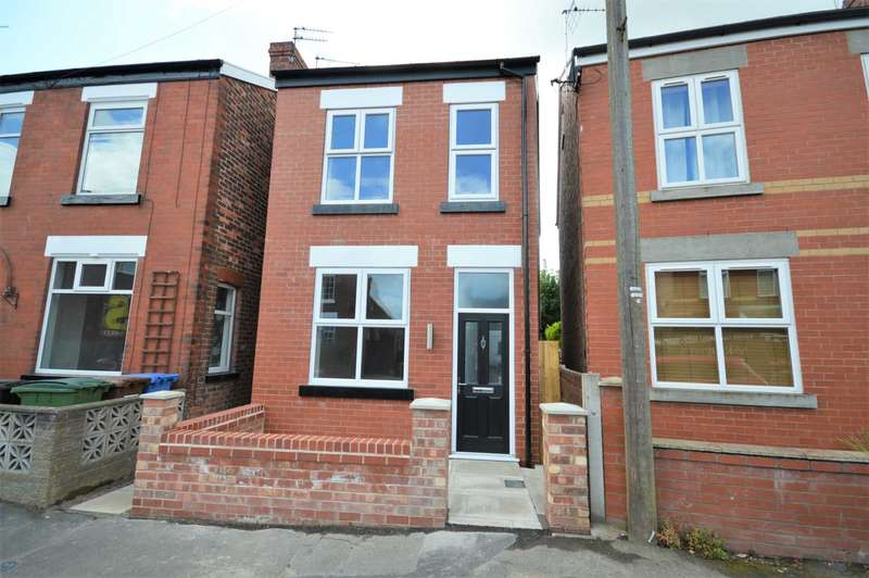 3 Bedrooms Detached House for sale in Hazel Street, Hazel Grove