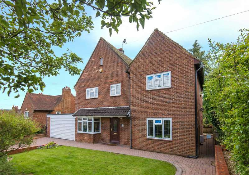 5 Bedrooms Detached House for sale in Hall Park Gate, Berkhamsted