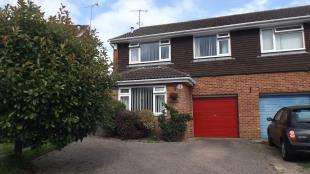 3 Bedrooms Semi Detached House for sale in Oak Close, Copthorne, West Sussex