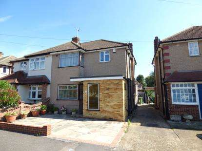 3 Bedrooms Semi Detached House for sale in Elm Park, Hornchurch, Essex