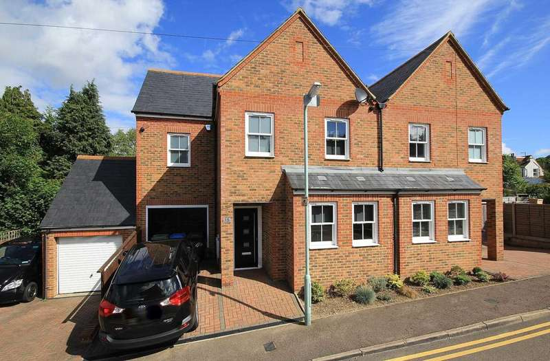 4 Bedrooms Semi Detached House for sale in SUPERB 4 BED FAMILY HOME WITH ENSUITE TO MASTER BEDROOM