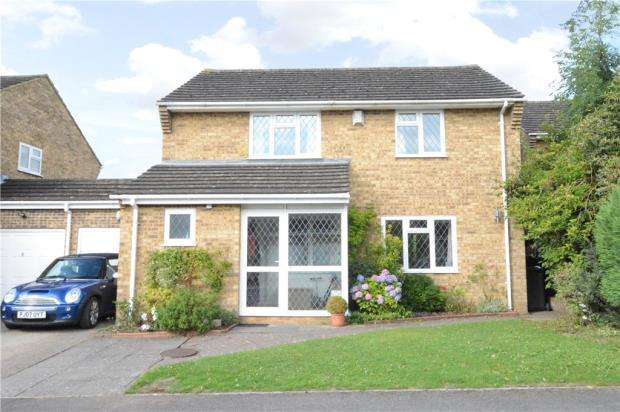 4 Bedrooms Detached House for sale in Dell Lees, Seer Green, Beaconsfield