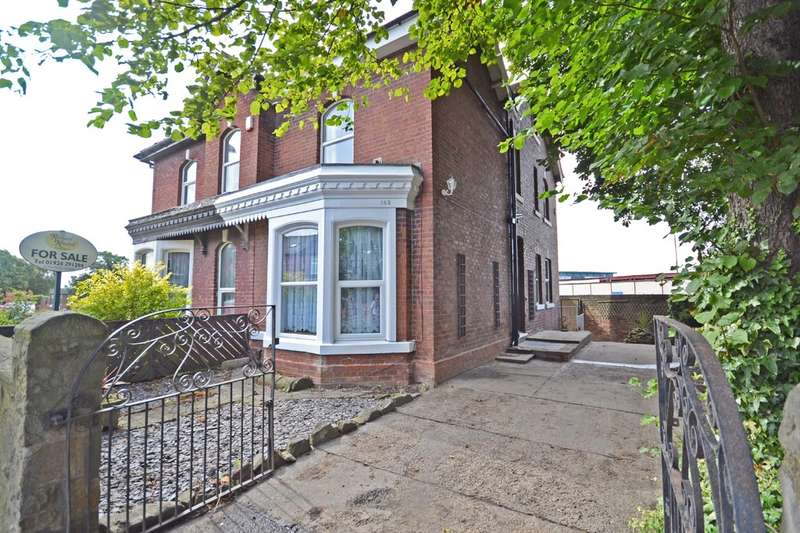 4 Bedrooms Semi Detached House for sale in Doncaster Road, Wakefield