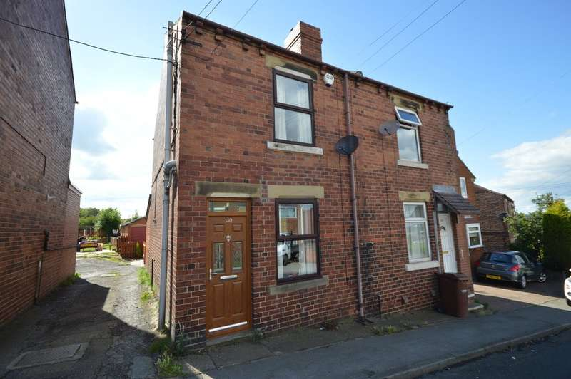 2 Bedrooms Semi Detached House for sale in Hollin Lane, Crigglestone, Wakefield