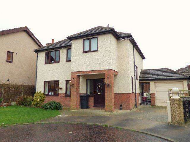4 Bedrooms Detached House for sale in Church Park, Overton, Lancashire, LA3 3RA