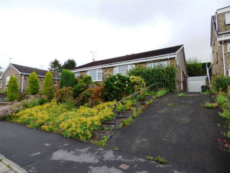 2 Bedrooms Semi Detached Bungalow for sale in Maplin Avenue, Salendine Nook, Huddersfield, HD3 3GP