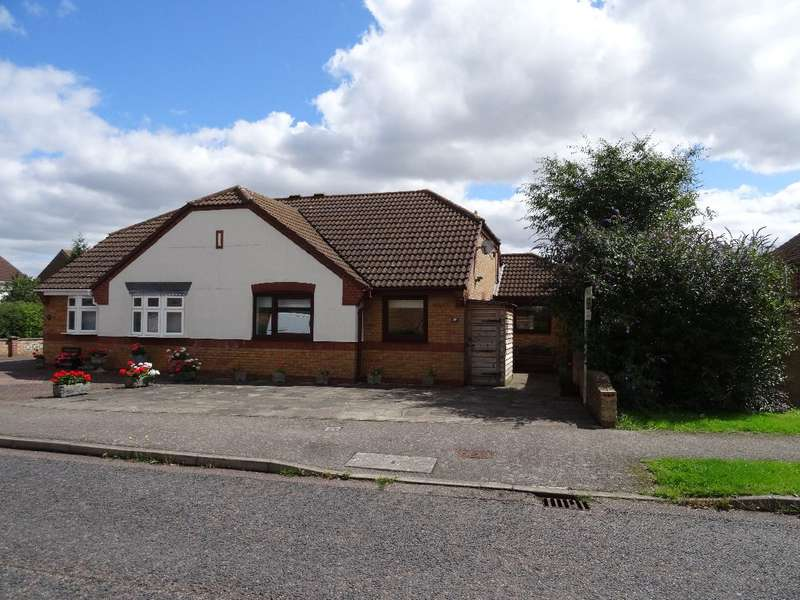 2 Bedrooms Bungalow for sale in SILLSWOOD, OLNEY