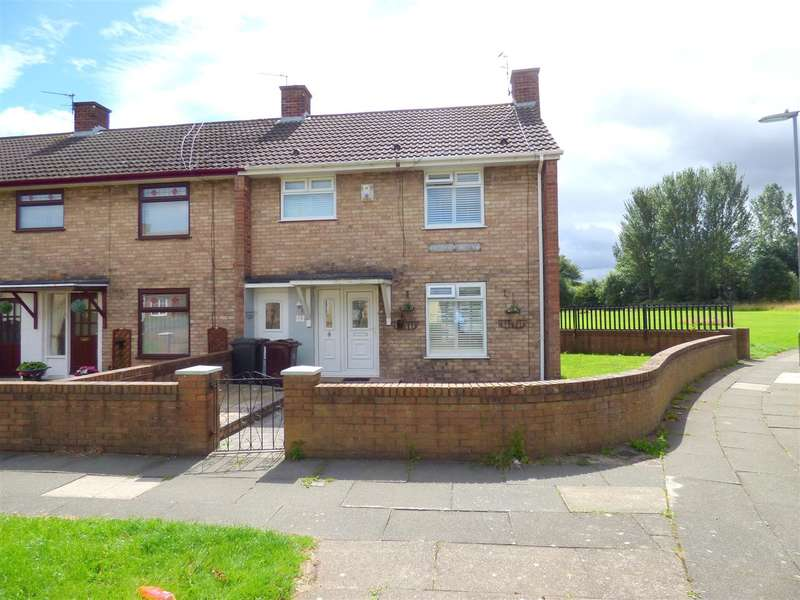 3 Bedrooms Terraced House for sale in Lincoln Way, Huyton, Liverpool