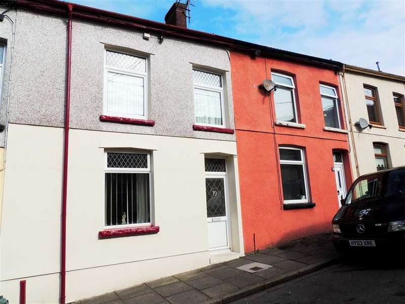 3 Bedrooms Terraced House for sale in Chapel Street, Penygraig, Tonypandy