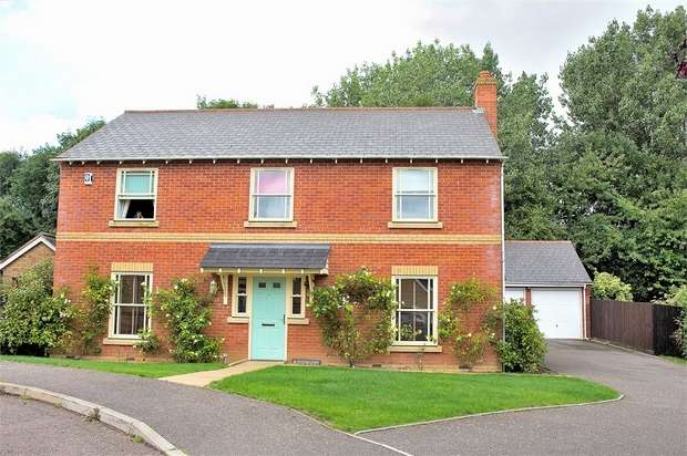4 Bedrooms Detached House for sale in Flitch Green, Dunmow, Essex