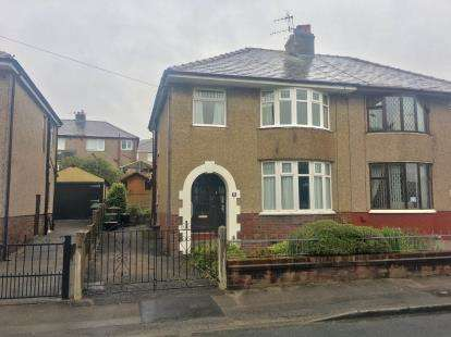 3 Bedrooms Semi Detached House for sale in Newby Drive, Lancaster, LA1