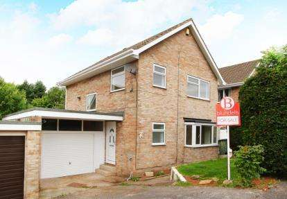 3 Bedrooms Detached House for sale in Highlow Close, Chesterfield, Derbyshire