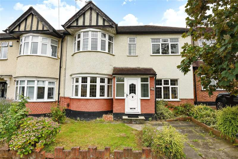 4 Bedrooms End Of Terrace House for sale in Barnstaple Road, South Ruislip, Middlesex, HA4