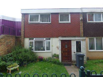 3 Bedrooms End Of Terrace House for sale in Althorp Street, Northampton, Northants