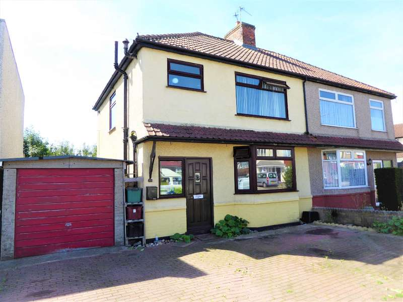 3 Bedrooms Semi Detached House for sale in Mayplace Road East, Bexleyheath, Kent, DA7 6DY