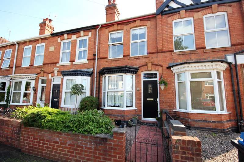 2 Bedrooms Terraced House for sale in Summer Street, Barbourne, Worcester, WR3
