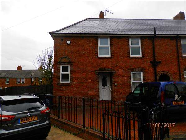 2 Bedrooms End Of Terrace House for sale in Monkchester Road, Newcastle upon Tyne