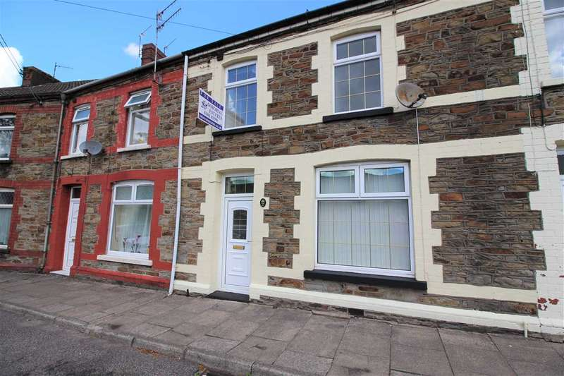 2 Bedrooms Terraced House for sale in Nythbran Tce, Porth