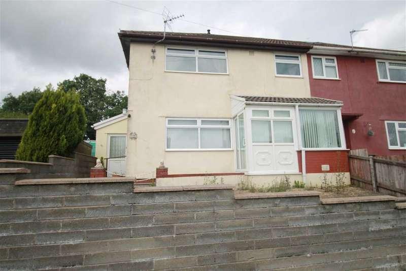 3 Bedrooms Semi Detached House for sale in Manley Close, Tonyrefail, Tonyrefail